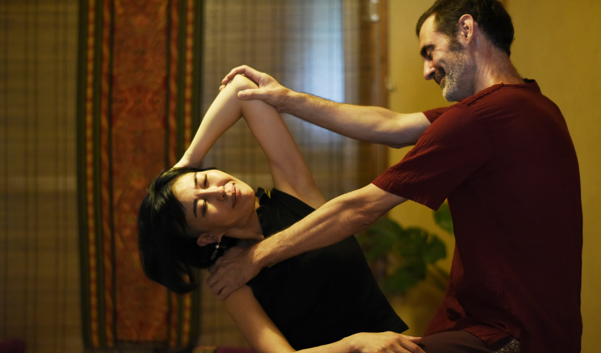 Thai Massage Kyoto Baan Lana deep relaxation